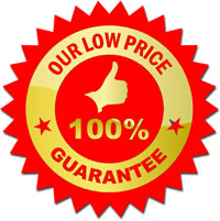 Low Price Guarantee*